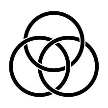 Borromean Rings Symbol
