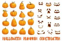 Halloween Pumpkin Constructor ...