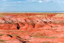 Painted Desert Landscape In Ar...