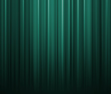 Turquoise Curtain Background. ...