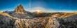 Leinwanddruck Bild - Picos de Europa in Cantabria Spain.