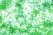 Leinwanddruck Bild - tie dye pattern hand dyed on cotton fabric  abstract background.