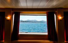 A View From The Porthole Windo...