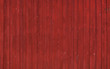 canvas print picture - Rote Hausassade aus Holz in Schweden.  Hintergrund. Background. Old red color wooden facade of swedish house.