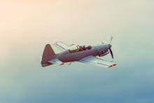 Single Propeller Aircraft Aero...