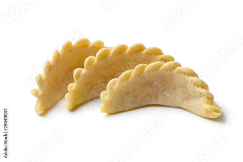 Valokuva Traditional festive Gazelle Horns cookies