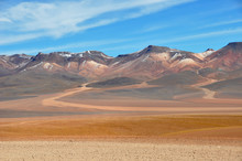 Travelling Through The Andean ...