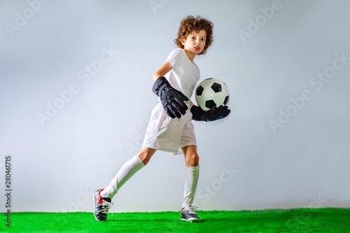 Fotografia, Obraz  Kids - soccer champion