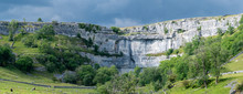 Stormy Skies Over Magnificent Malham Cove