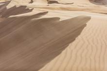 Light Golden Sand Dune Windy R...