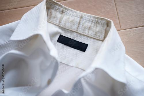 汚れたワイシャツ Tablou Canvas