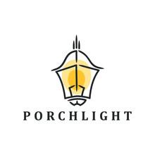 Porchlight Simple Logo Design ...