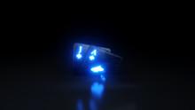 Online Casino Concept Black Ja...