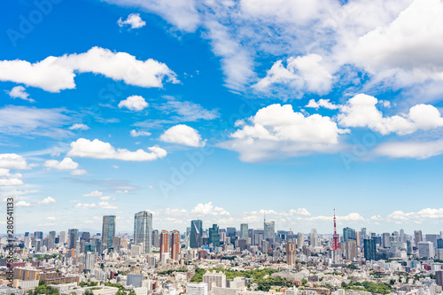 Photo sur Aluminium Piscine 東京 風景