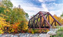 Crawford Notch State Park Brid...
