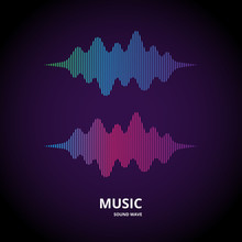 Music Wave Form