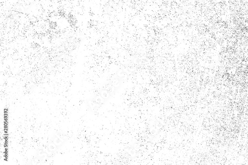 Obraz Dirty grunge background. The monochrome texture is old. Vintage worn pattern. The surface is covered with scratches. - fototapety do salonu