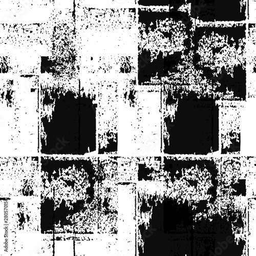 grunge-background-black-and-white-vector-seamless