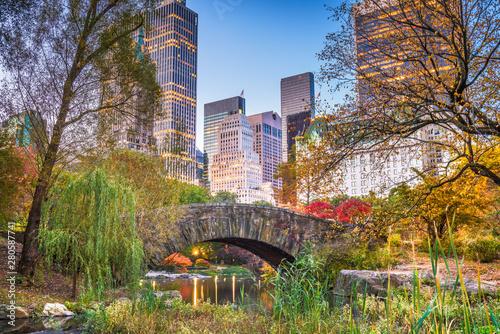 Foto Central Park, New York City Autumn