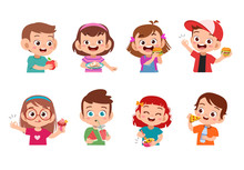 Collection Of Cartoon Little B...