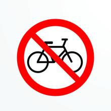 Prohibited Logo Icon For Publi...