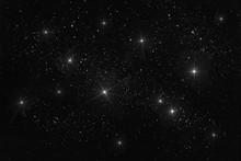Starry Sky. Space Background W...
