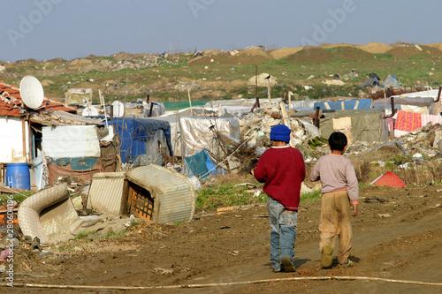 Photo Gypsies at Gypsy Camp