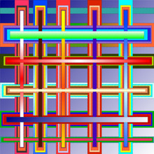 60s 70s Colorful Patterns