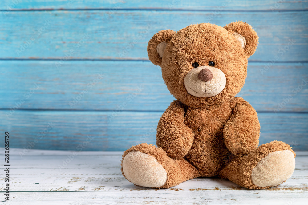 Fototapety, obrazy: Cute teddy bear