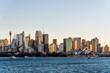 Sydney skyline with the Opera House, Sydney, New Sout