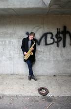 Saxophone Take 2