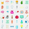 Syringe icons set. Cartoon style of 36 syringe vector icons for web for any design