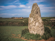 Standing Stone - The Blind Fiddler, Cornwall