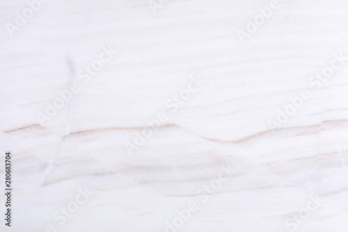 Crédence de cuisine en verre imprimé Marbre Usual marble background in white color for your interior. High quality texture in extremely high resolution. 50 megapixels photo.