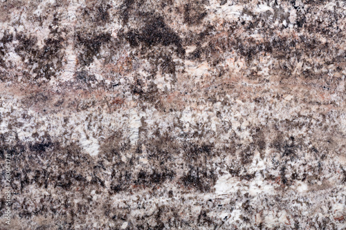 Crédence de cuisine en verre imprimé Marbre Dark natural granite background for your perfect home interior in new tones. High quality texture in extremely high resolution. 50 megapixels photo.