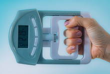 Digital Hand Grip Dynamometer ...