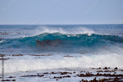 Waves at Cape of Good Hope 9 Tablou Canvas