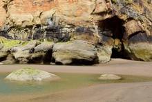 Tidal Pools At Hug Point