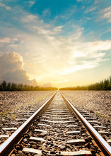 The Longest Railroad Tracks