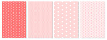 Polka Dot Pattern Vector. Baby...