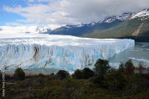 Printed kitchen splashbacks Glaciers Perito Moreno glacier, Patagonia, Argentina
