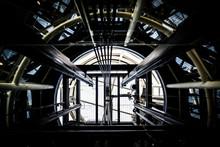 エレベーターの構造の...
