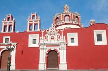Santo Domingo Church, Puebla D...