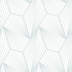 Gray Architectural Lines Geometric Seamless Pattern
