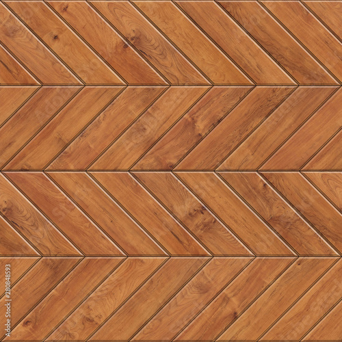 Photo Seamless texture of natural wooden parquet