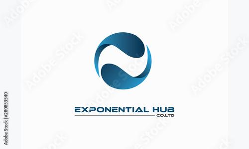 Photo letter o logo design