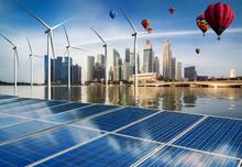 Solar Energy Panel Photovoltai...