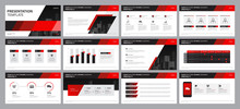 Business Presentation Backgrounds Design Template And Page Layout Design For Brochure ,annual Report And Company Profile ,