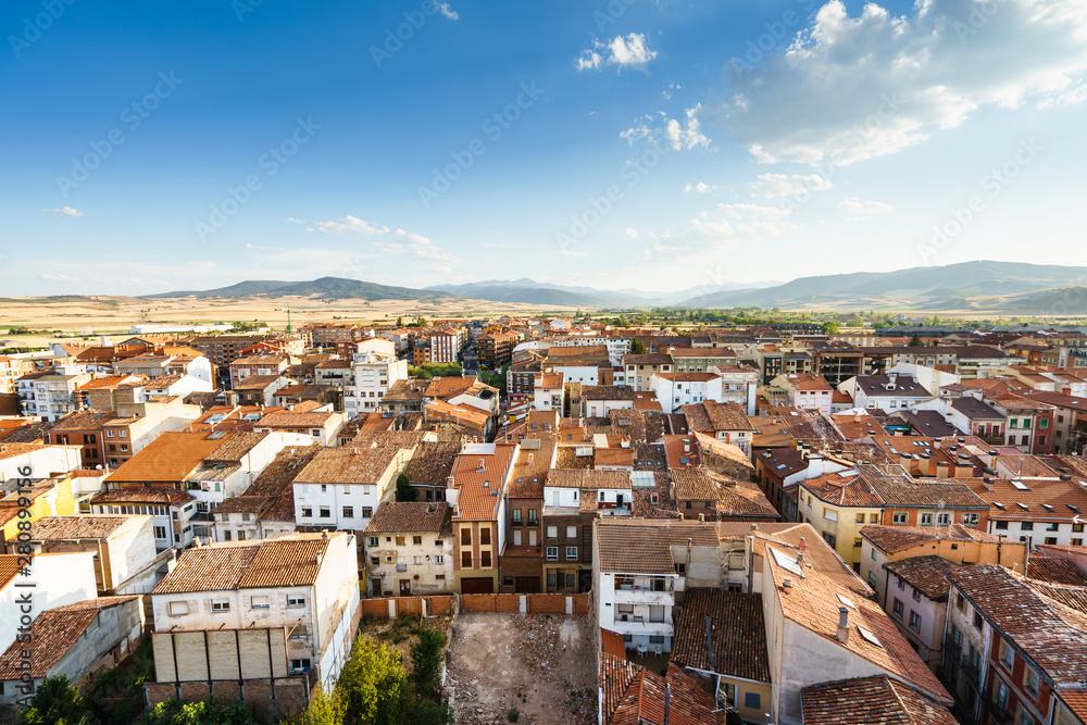 Fototapety, obrazy: Santo Domingo de la Calzada, La Rioja, Spain