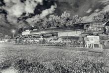 Big Boy Steam Engine 4004 At N...